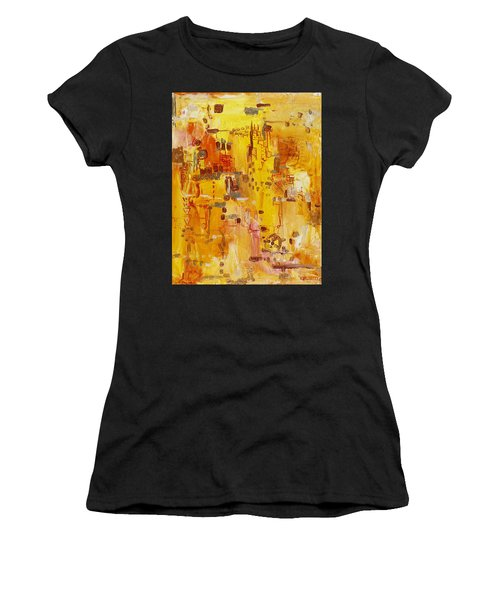 Yellow Conundrum Women's T-Shirt