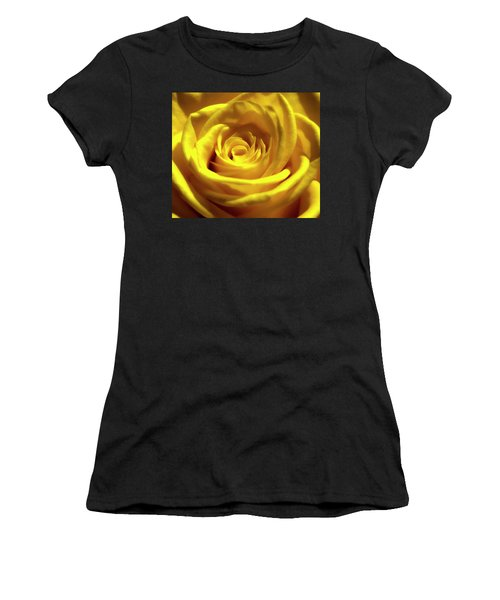 Yellow Dream 2 Women's T-Shirt (Athletic Fit)