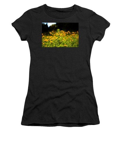 Yellow Field Women's T-Shirt