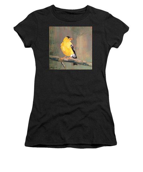 Yellow Finch Women's T-Shirt