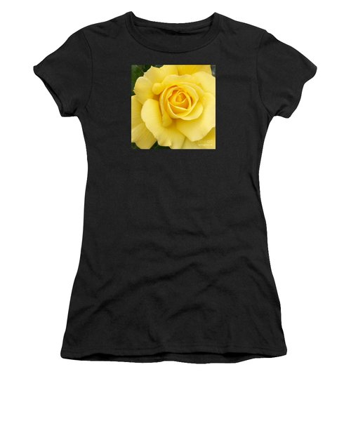 Yellow Gold Women's T-Shirt (Athletic Fit)