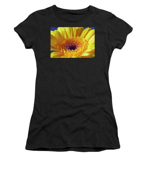 Yellow Joy And Inspiration Women's T-Shirt