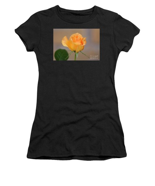 Yellow Rose Of Texas Women's T-Shirt (Athletic Fit)