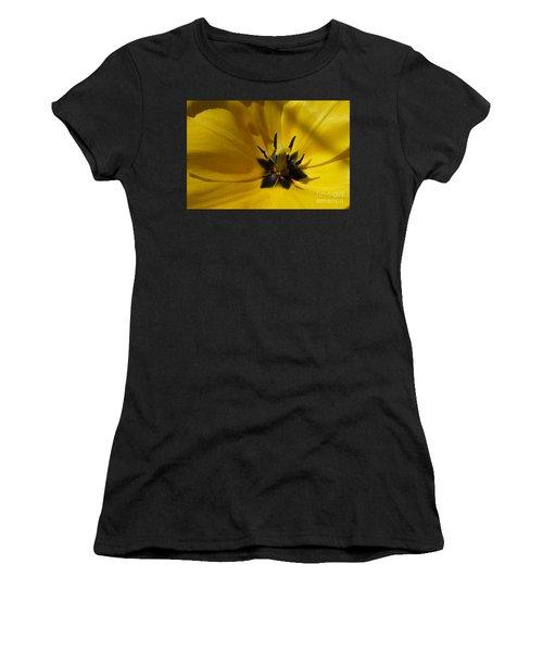 Yellow Tulip 1 Women's T-Shirt