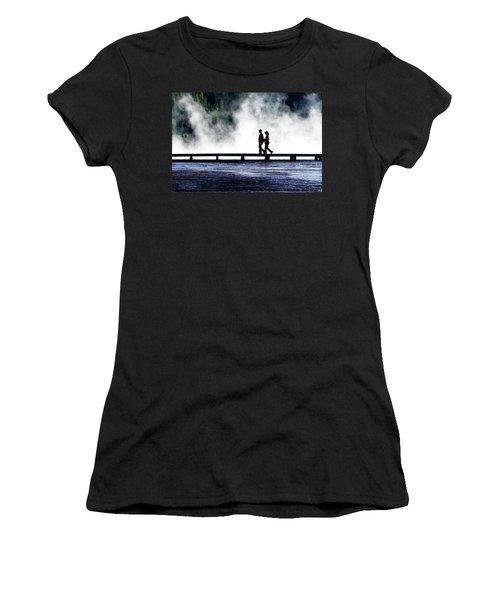 Yellowstone Walkers Women's T-Shirt
