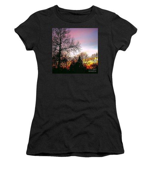 Yesterday's Sky Women's T-Shirt
