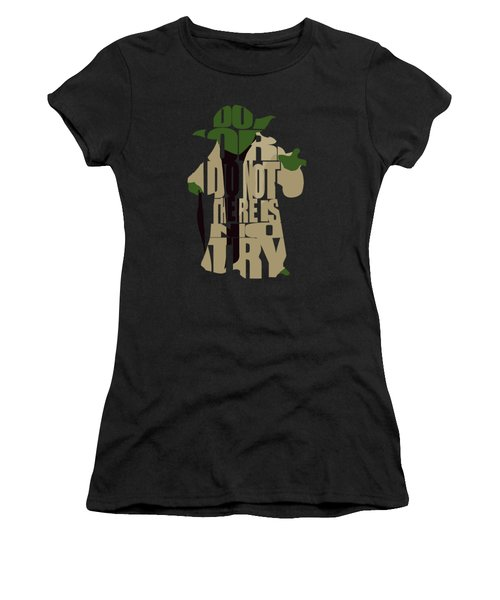 Yoda - Star Wars Women's T-Shirt (Athletic Fit)