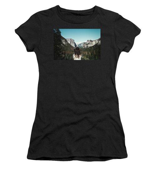 Yosemite Awe Women's T-Shirt