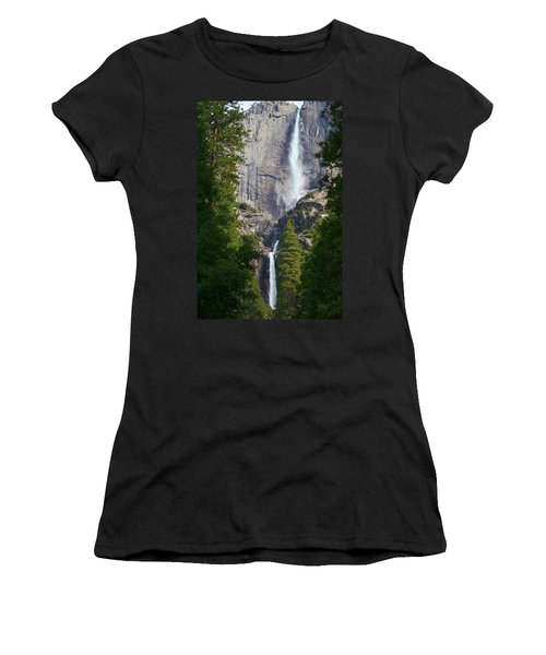 Yosemite Falls Women's T-Shirt