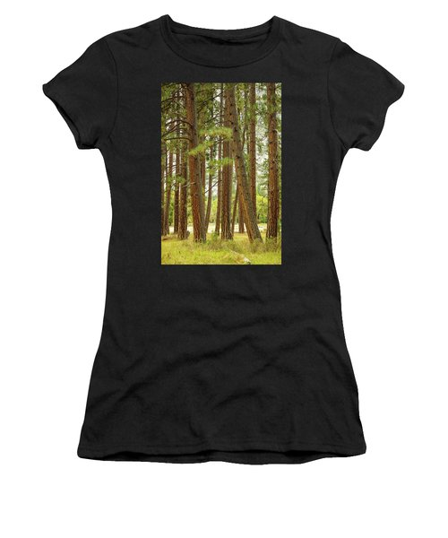 Women's T-Shirt featuring the photograph Yosemite by Jim Mathis