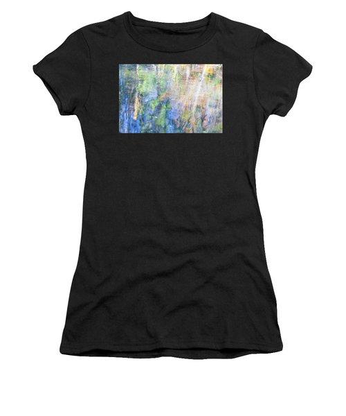 Yosemite Reflections 4 Women's T-Shirt (Athletic Fit)