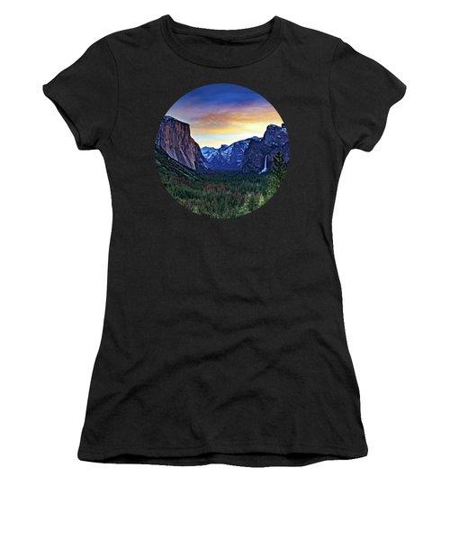 Yosemite Sunrise Women's T-Shirt