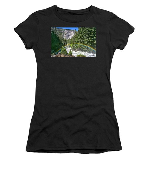Yosemite View 29 Women's T-Shirt (Athletic Fit)