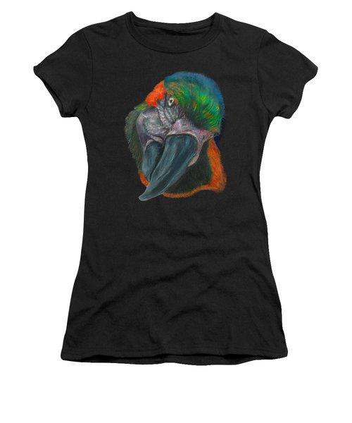 You Looking At Me Women's T-Shirt (Junior Cut)