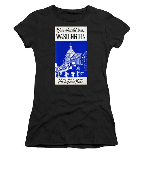 You Should See Washington Women's T-Shirt