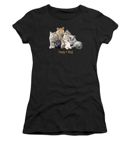 Young And Wild Women's T-Shirt