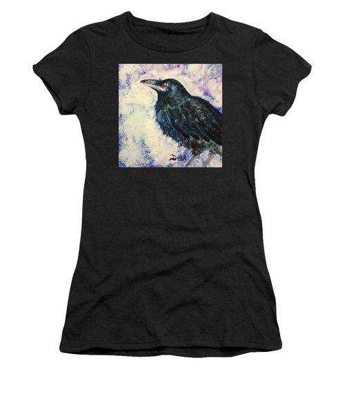Young Raven Women's T-Shirt