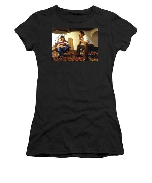 Steve And Bill - Young Visionaries Women's T-Shirt