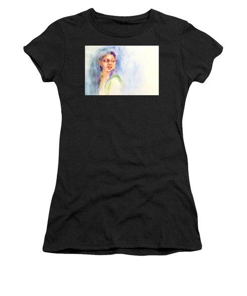 Young Woman Women's T-Shirt