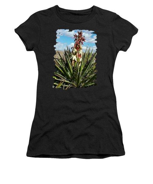 Yucca Blossom Women's T-Shirt