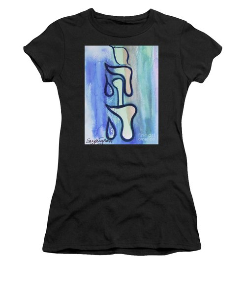 yv1 YUD HEY VAV HEY NAME OF GOD Women's T-Shirt