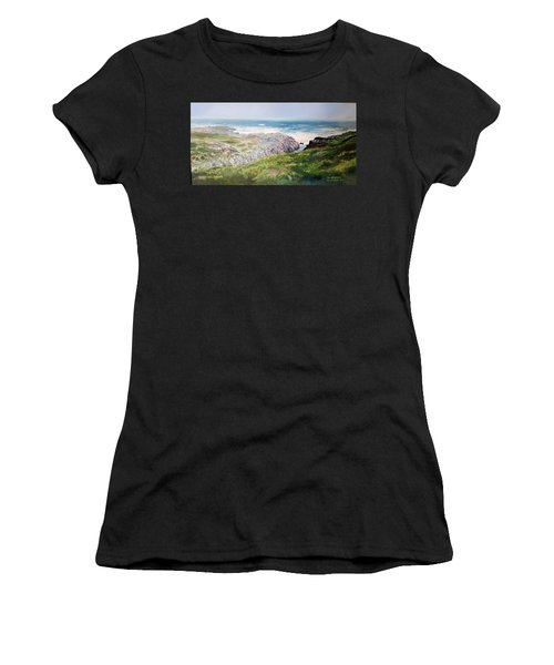Yzerfontein Oggend Women's T-Shirt (Athletic Fit)