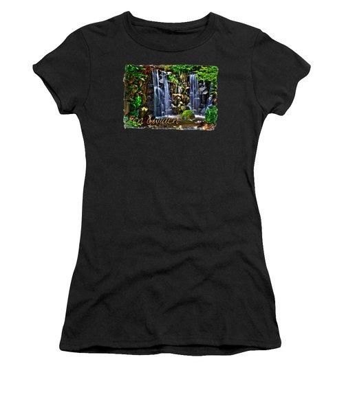 Zen Garden Women's T-Shirt