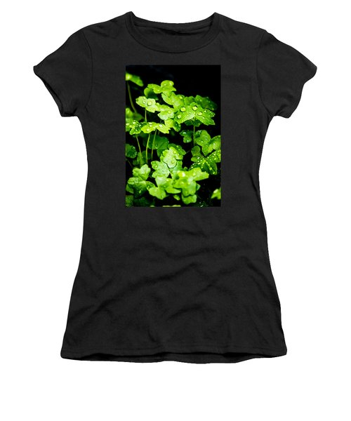 Zen Waterdrops Women's T-Shirt