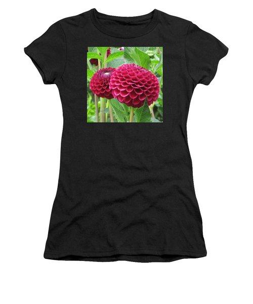 Zinnia Duet Women's T-Shirt