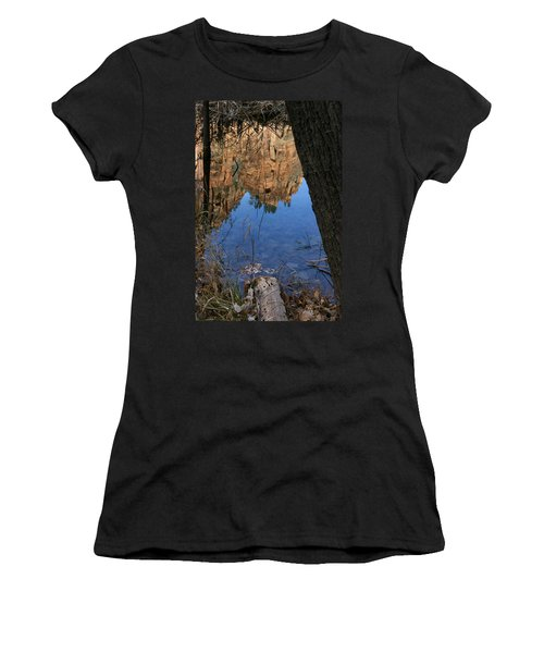 Zion Reflections Women's T-Shirt (Athletic Fit)