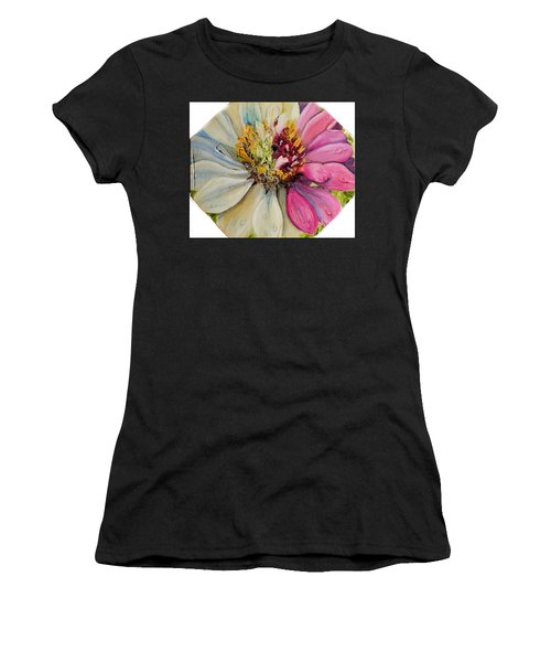 Zippy Zinnia Women's T-Shirt