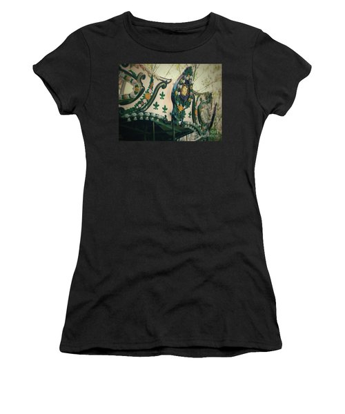 Zoo Carousel Ma Women's T-Shirt (Athletic Fit)