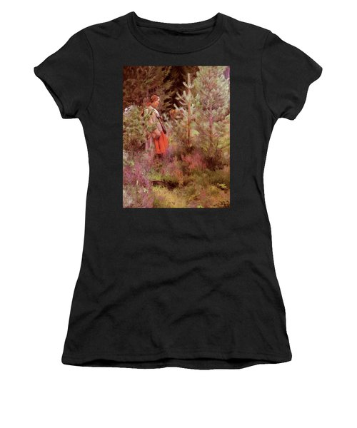 Zorn Anders Vallkulla Women's T-Shirt (Athletic Fit)