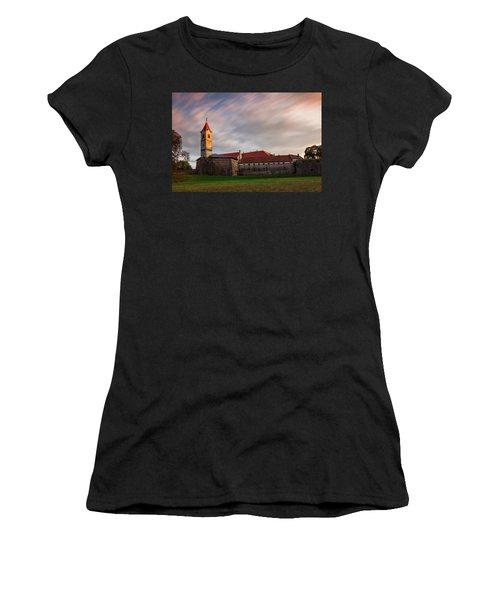Zrinskis' Castle Women's T-Shirt (Athletic Fit)