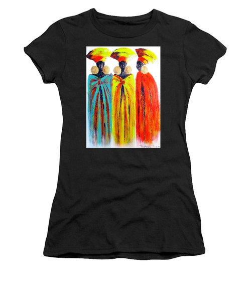Zulu Ladies Women's T-Shirt (Athletic Fit)