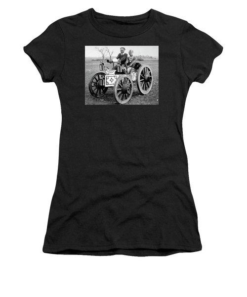 Zulu Motor Cab 1903 Women's T-Shirt (Athletic Fit)