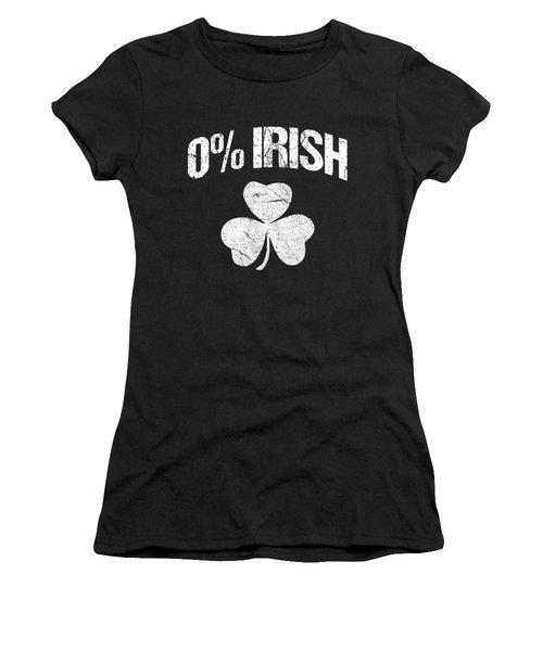 0 Irish Women's T-Shirt