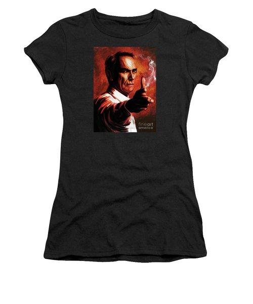 Clint.   Women's T-Shirt