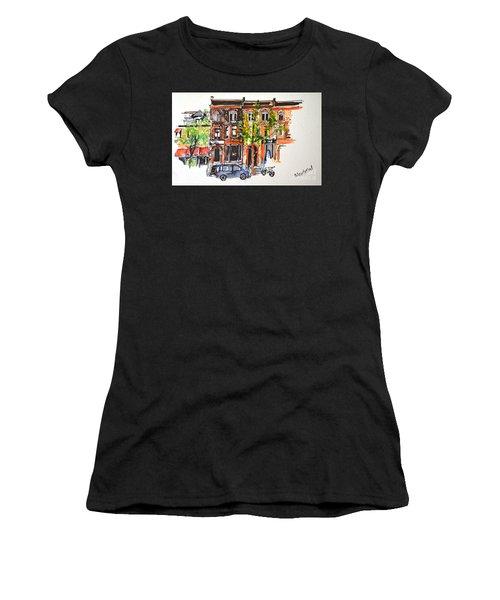 Montreal #1 Women's T-Shirt