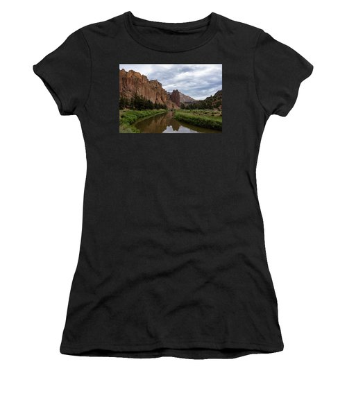Smith Rock Reflections Women's T-Shirt
