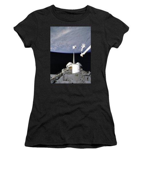 Space Walk Women's T-Shirt