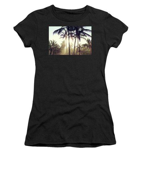 Ticla Palms Women's T-Shirt
