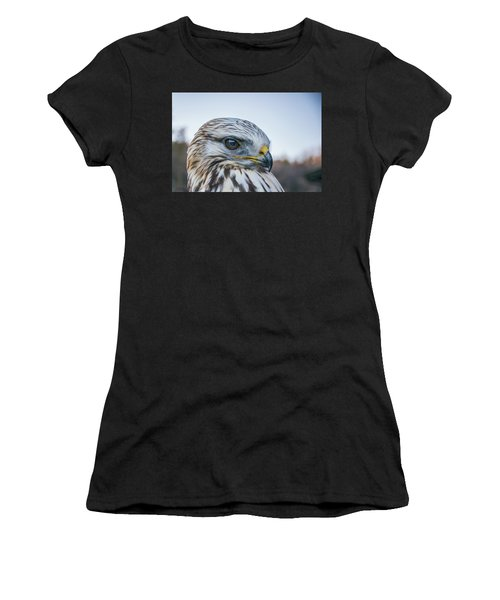 Women's T-Shirt featuring the photograph B2 by Joshua Able's Wildlife