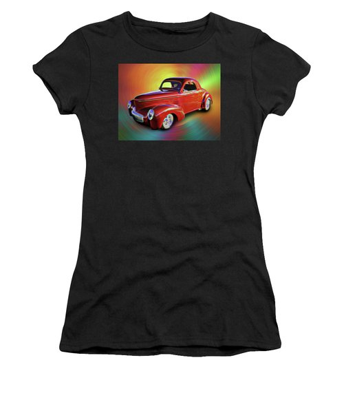 1941 Willis Coupe Women's T-Shirt
