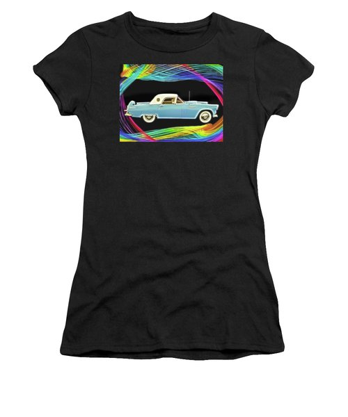 1956 Thunderbird Women's T-Shirt