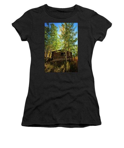 North Park Cabin Women's T-Shirt