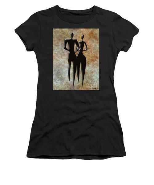 2 People Women's T-Shirt
