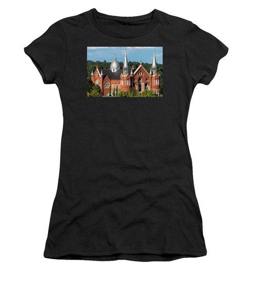 Sacred Heart Cultural Center - Augusta Ga Women's T-Shirt (Athletic Fit)