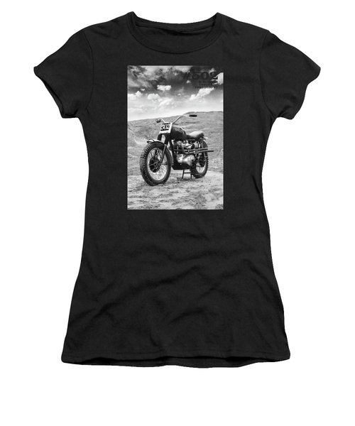 502 Mcqueen Desert Sled Women's T-Shirt
