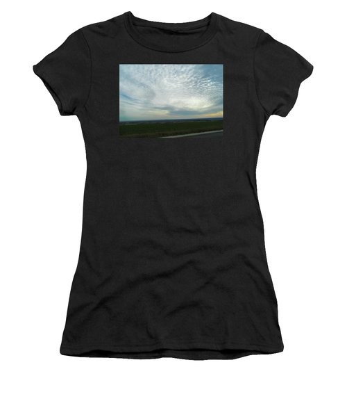 Colossal Country Clouds Women's T-Shirt